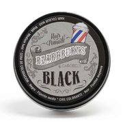 Beardburys Hair Colour Wax Black 100 ml
