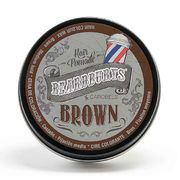 Beardburys Hair Colour Wax Brown 100 ml