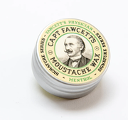 Captain Fawcett Moustache Wax Physician Menthol 15ml