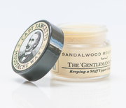 Captain Fawcett Moustache Wax Sandalwood 15ml