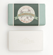 Castelbel Globetrotter Herbal Mint Soap 200g