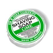 DR K Shaving Soap Lime 70g