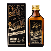 Dick Johnson Snake Oil Beard Oil Whiskey & Vanilla 50ml