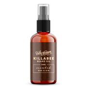 Dick Johnson Killabee Beard Oil, Oak&Gin 50ml