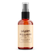 Dick Johnson Killabee Beard Oil, unscented 50ml
