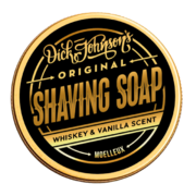 Dick Johnson Moelleux Shaving Soap 80g