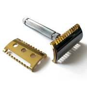 Fatip Piccolo Special Gold Edition DE Safety Razor