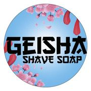Geisha Natural Shave Soap 80 g unscented
