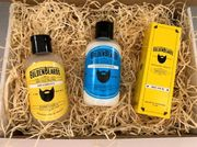 Golden Beards Beard Care Set