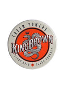 King Brown Cream Pomade Light Hold