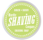 NSC Shaving Soap, Birch 80g