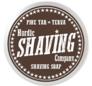 NSC Shaving Soap, Pine Tar 80g