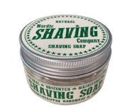 NSC Shaving Soap Natural Unscented 80 g