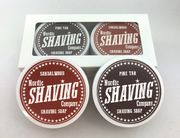 NSC Shaving Soap 40 g twin pack Woody