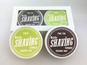 NSC shaving soap 40 g twin pack Traditional