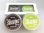 NSC Shaving Soap 80 g twin pack Traditional