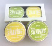 NSC Shaving Soap 80 g twin pack Fresh