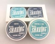 NSC Shaving Soap 40 g twin pack Favourites