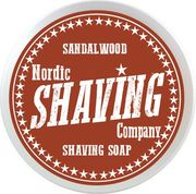 NSC Shaving Soap Sandalwood 80g