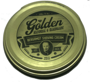 Golden Beards Shaving Cream