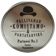 Pallivahan Beard Butter No3 cedarwood 50ml
