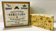 Pallivahan Beard Soap juniper 90g