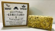 Pallivahan Beard Soap birch and rosemary 90g