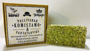 Pallivahan Beard Soap nettle and pine 90g