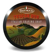 RazoRock Tuscan Oud Shaving Soap 150ml