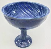 Savi-Seppo Ceramic Shaving Bowl Blue