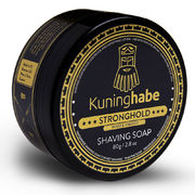 Kuninghabe Stronghold Shaving Soap 80g