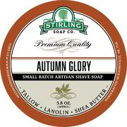 Stirling Autumn Glory Shaving Soap 170 ml