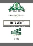 Stirling Baker Street Aftershave Splash 100 ml