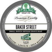 Stirling Baker Street Shaving Soap 170 ml