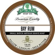 Stirling Bay Rum Shaving Soap 170 ml