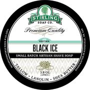 Stirling Black Ice Shaving Soap 170 ml