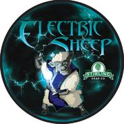 Stirling Electric Sheep Shaving Soap 170 ml