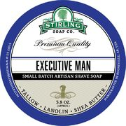 Stirling Executive Man Shaving Soap 170 ml