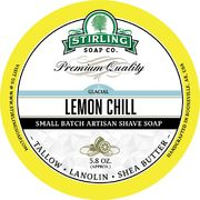 Stirling Glacial Lemon Chill Shaving Soap 170 ml