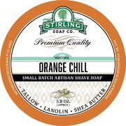 Stirling Orange Chill Shaving Soap 170 ml