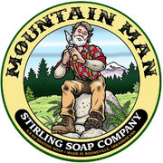Stirling Mountain Man Shaving Soap 170 ml