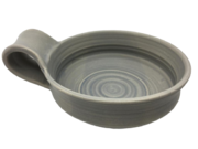 Ulho Ceramic Shaving Bowl Grey