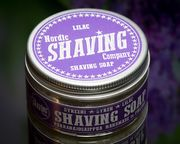 NSC Shaving Soap Lilac 80g