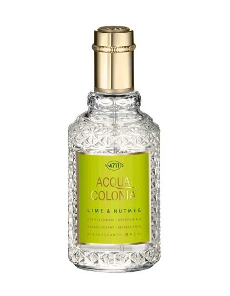 4711 Lime & Nutmeg Cologne 50ml