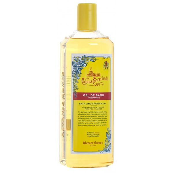 Alvarez Gómez Bath & Shower Gel 460ml
