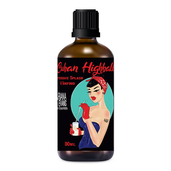 Ariana & Evans Cuban Highball After Shave Splash 100 ml