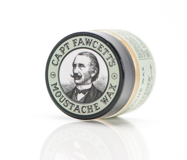 Captain Fawcett Moustache Wax Ylang Ylang 15ml
