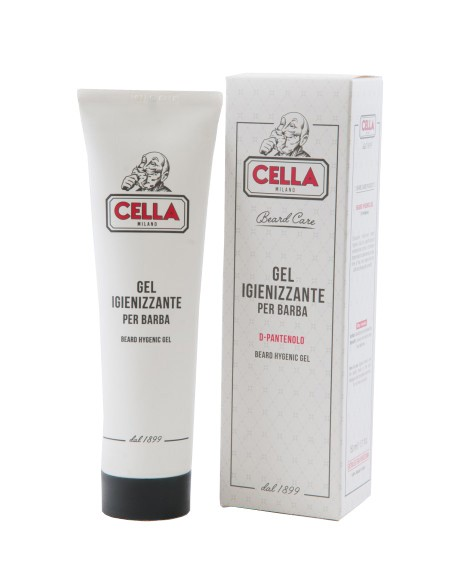 Cella Milano Hygienic Beard Gel 150ml