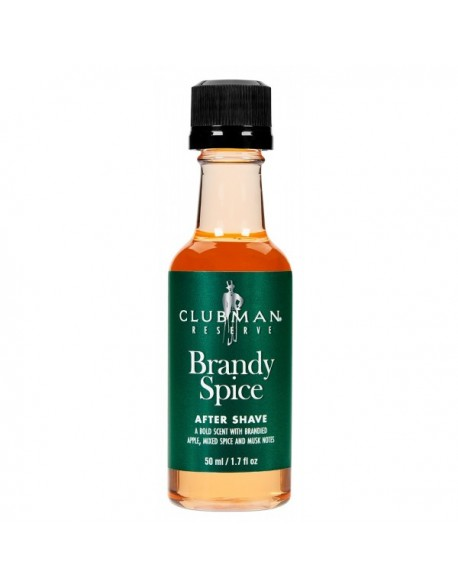 Clubman Pinaud After Shave Reserve Brandy Spice 50ml