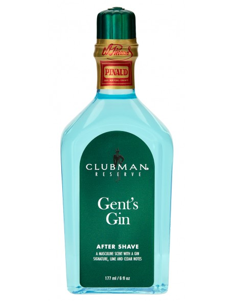Clubman Pinaud Reserve Gents Gin After Shave 177ml